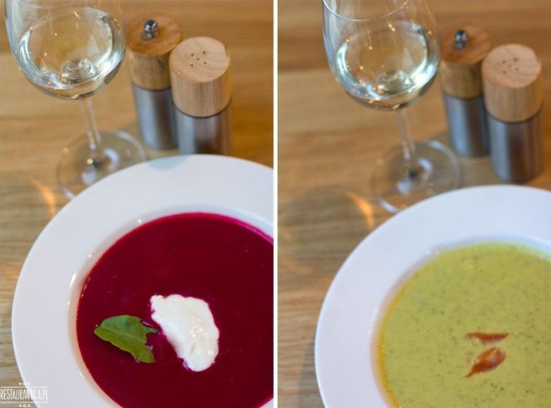 Informal Kitchen zupy