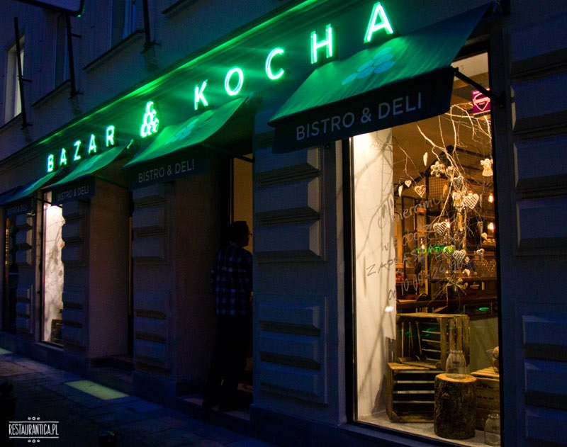 Bazar Kocha Szyld
