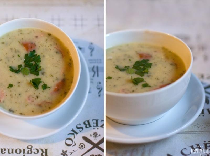 Checz Kaszebsko zupa musztardowa