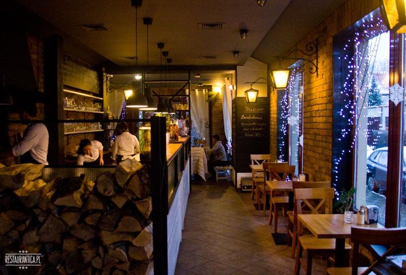 La Strada bar