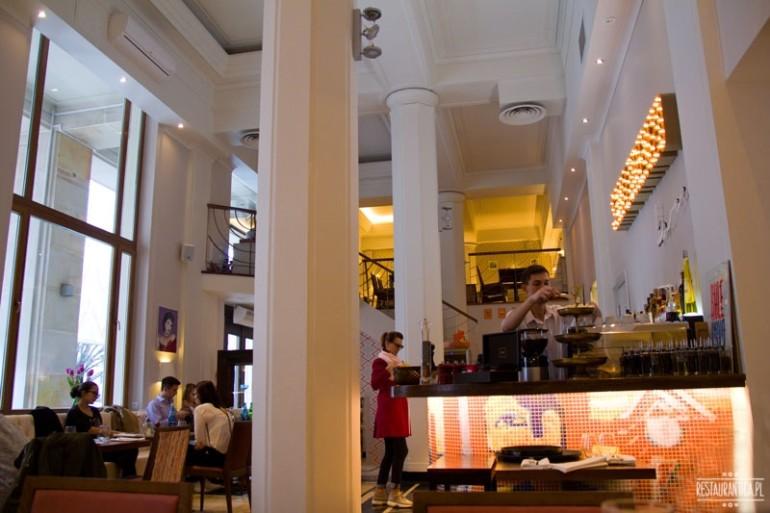 San Lorenzo Bar & Restaurant Żurawia