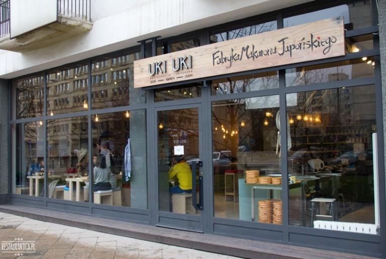 Uki Uki – fabryka makaronu japońskiego