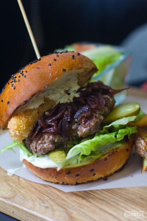 Kaftan burger