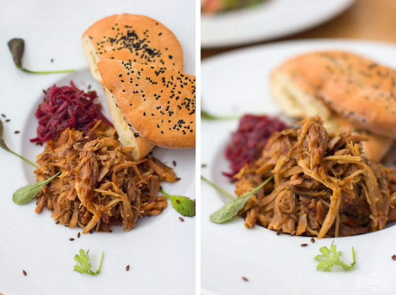 Perłowa pulled pork