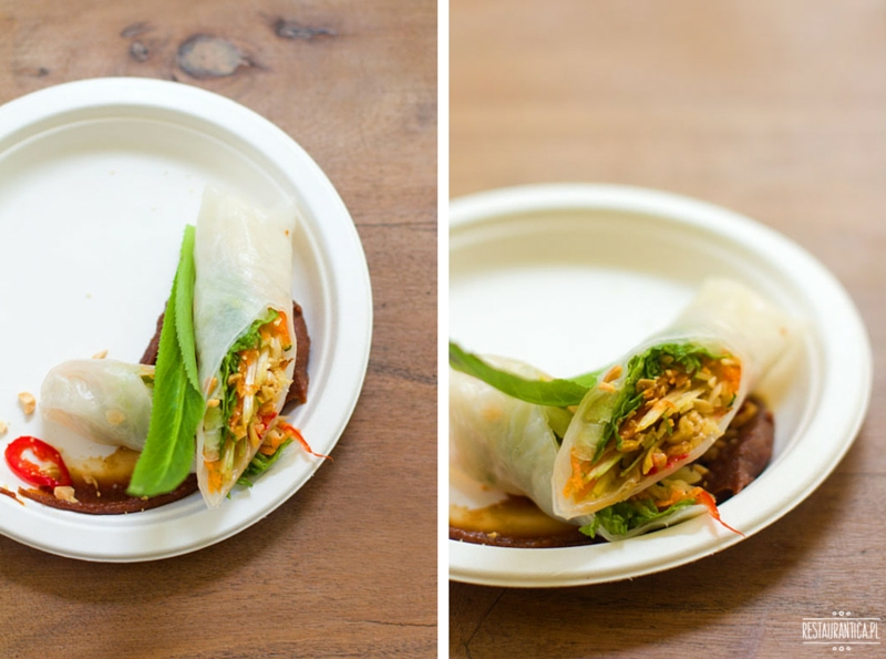 Tapage Spring Roll