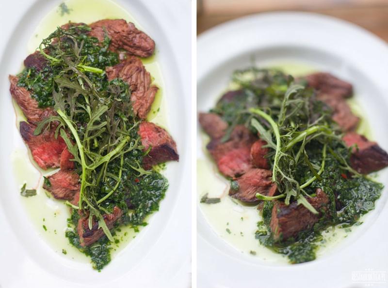 stek z wołowiny