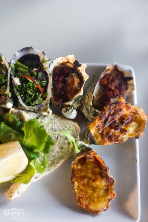 Oyster Bar Darwin mix