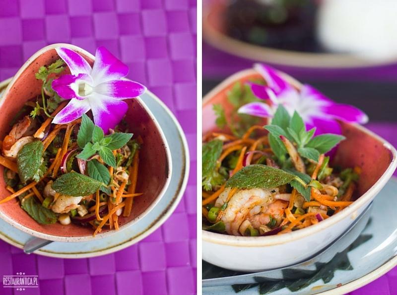 Little Thai Garden sałatka