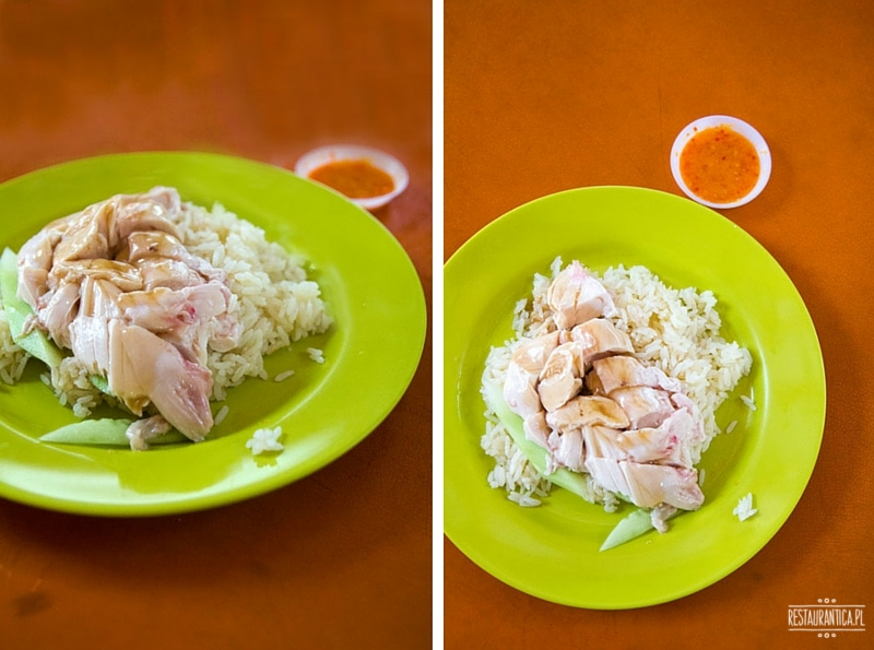 Haianese Chicken Rice Singapore