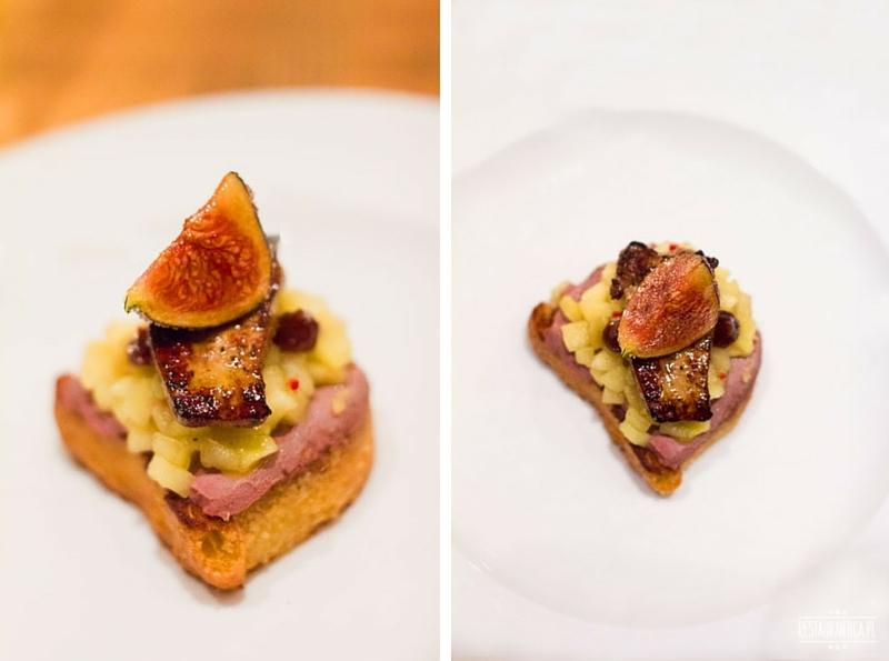 Motywy Łódź foie gras
