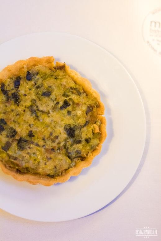 Magiel Cafe quiche