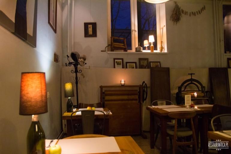 Powroty: Magiel Cafe – polskie mezze i jabłka