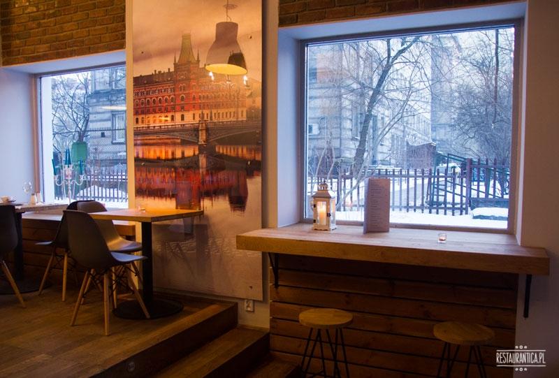 Stockholm Bar & Canteen wnętrze Mokotowska 22