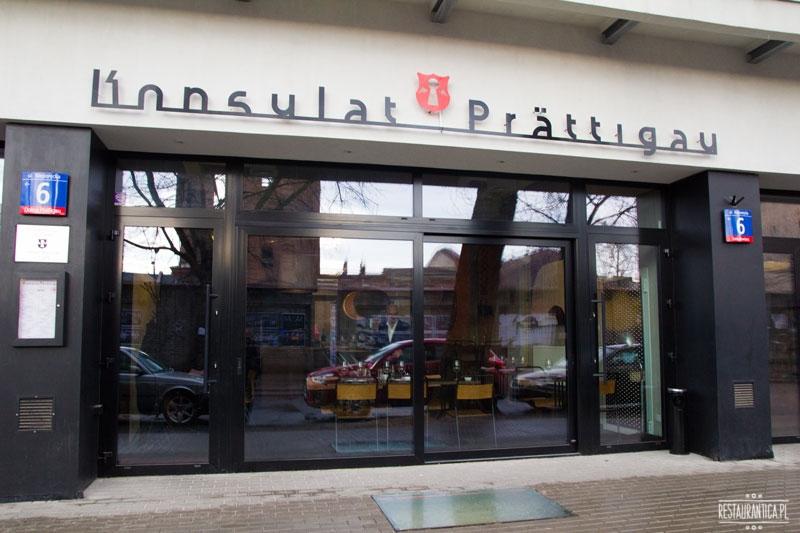 Konsulat Praettigau z zewnątrz