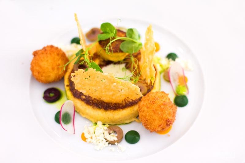 Borkonyha, Budapeszt, restauracja, ciastko kukurydziane, gwiazdka Michelin