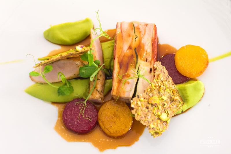 Borkonyha, Budapeszt, restauracja, królik, gwiazdka Michelin
