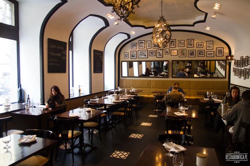 Borkonyha, Budapeszt, gwiazdka Michelin, restauracja, wnętrze