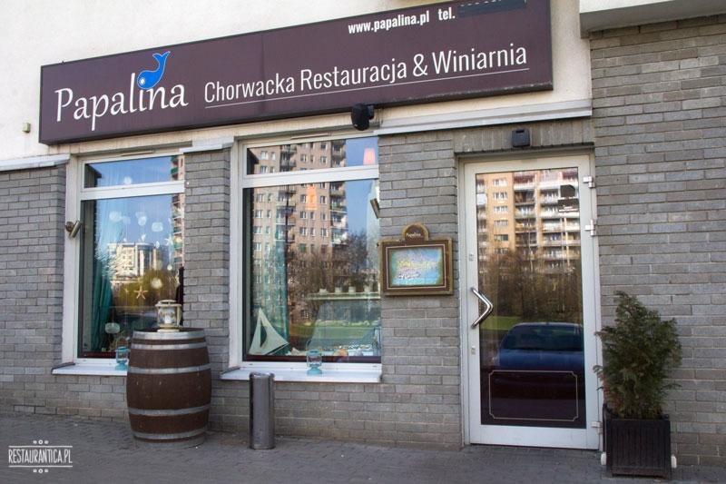 Papalina, restauracja, kuchnia chorwacka, Ursynów
