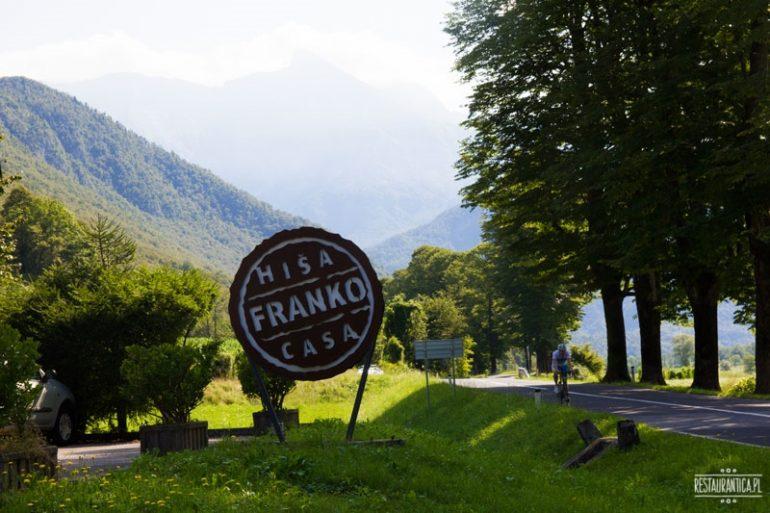 Hiša Franko – Słowenia, natura i smak