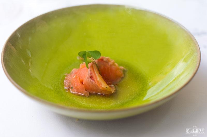 Hisa Franko, zupa rybna