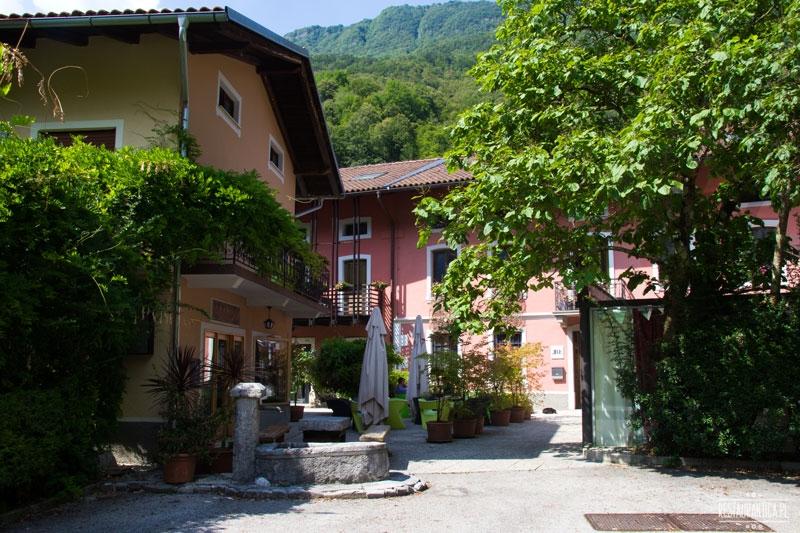 Hisa Franko, Slovenia, restaurant, Słowenia, dom