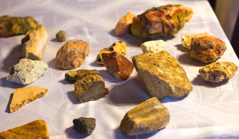 Arvay kamienie