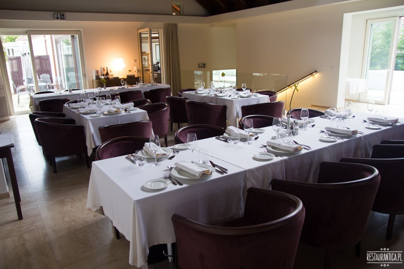 Gusteau wnętrze restauracja, Mad