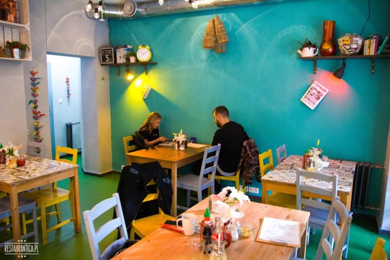 Viet Street Food Wnętrze