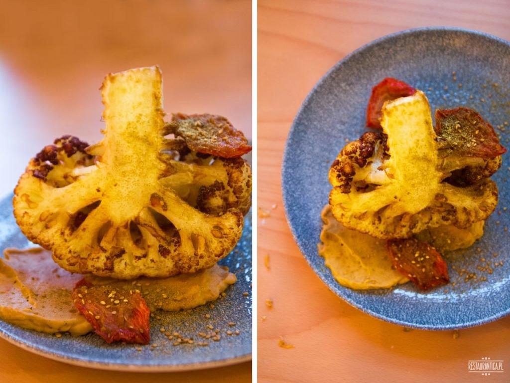 Florentin, stek z kalafiora