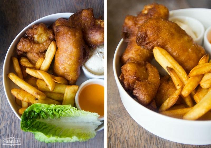 Nowo, Nowogrodzka, restauracja, fish & chips