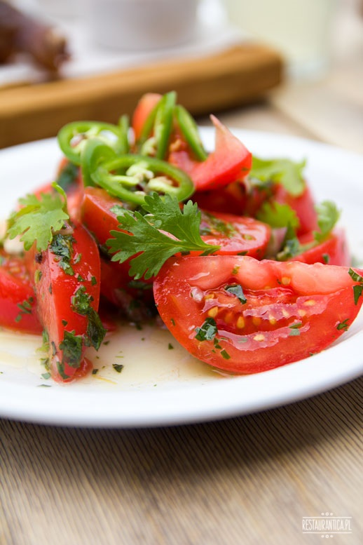 Fest Port Czerniakowski pomidory
