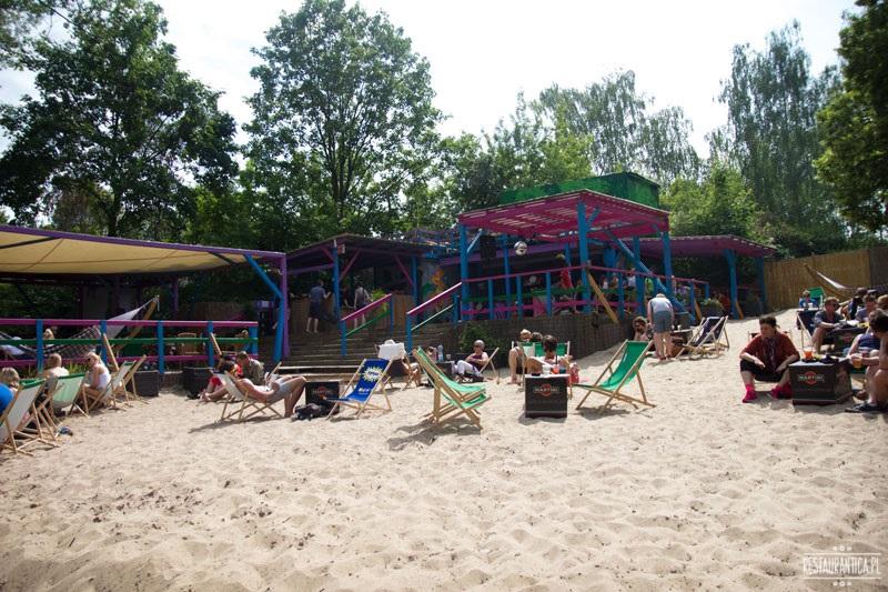 Maria Kolendra plaża Bagaloo