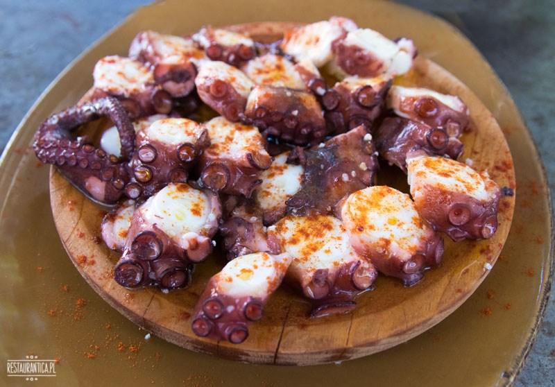 Galicja, Galicia, puplo a la feira, pulpo a la gallega