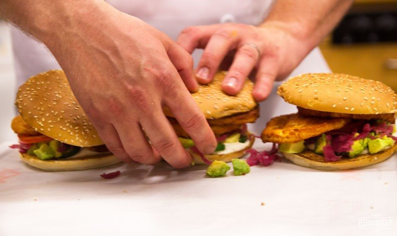 Zielone burgery z eko przesłaniem –  Max Premium Burgers