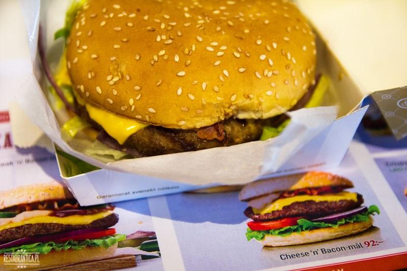 Max Premium Burgers burger