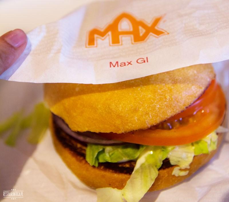 Max Premium Burgers burger 2