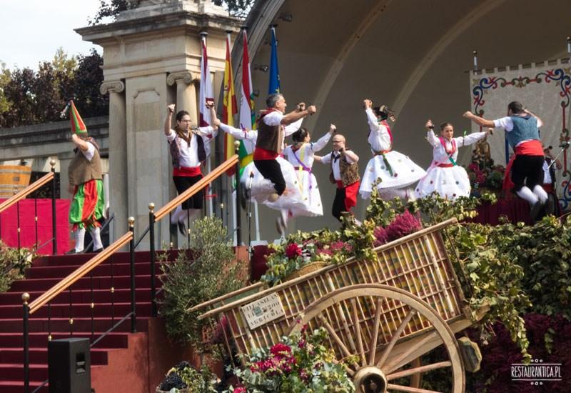 San Mateo logrono tance na scenie