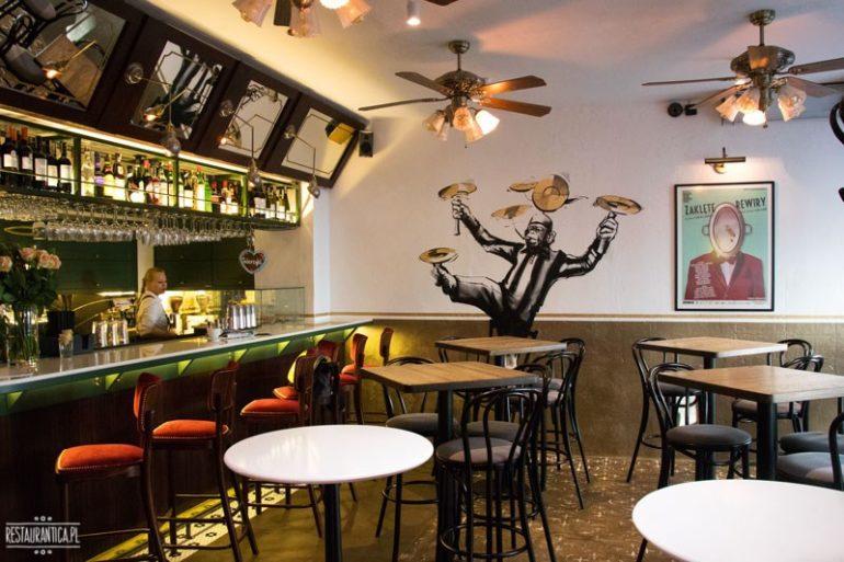 Talerzyki – polski tapas bar na Mokotowskiej