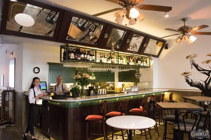 Talerzyki Mokotowska bar