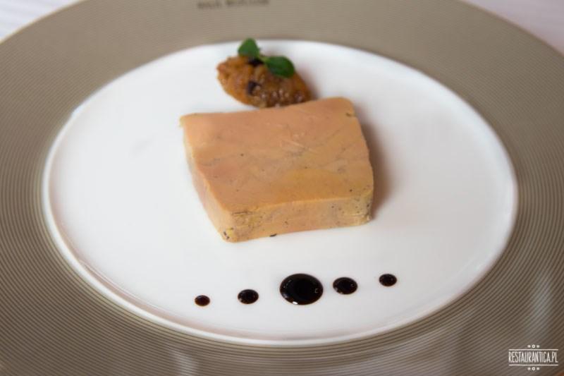 Paul Bocuse foie gras Lyon