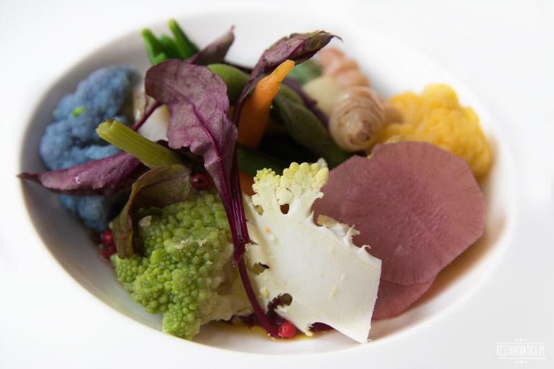 Imouto Lyon warzywa