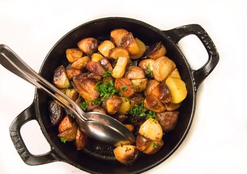 Le Garet ziemniaki Lyon
