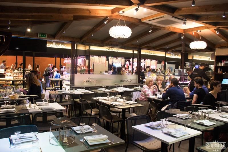 Les Halles Lyon restauracja