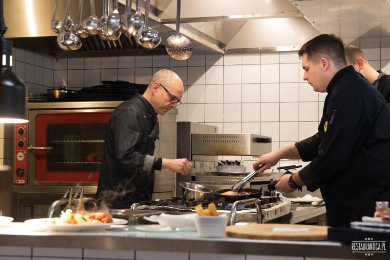 La Iberica otwarta kuchnia