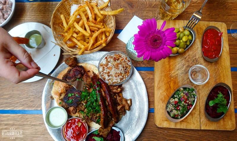 Mazel Tov food jedzenie
