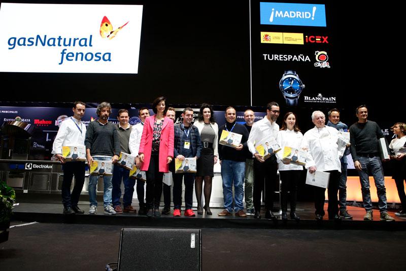 Madrid Fusion szefowie kuchni