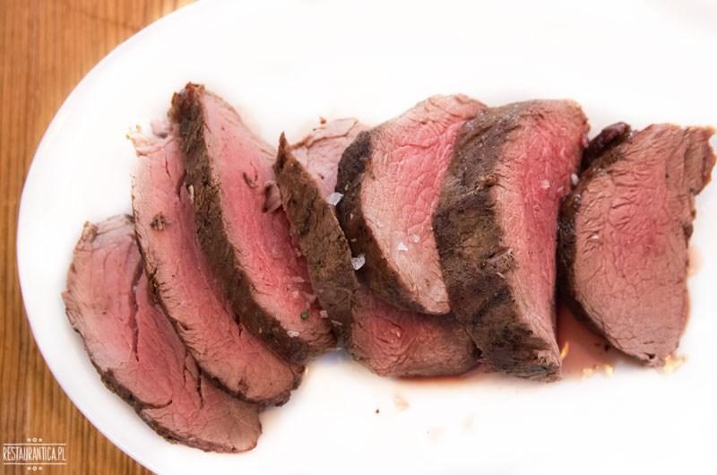 Mięsny chateaubriand