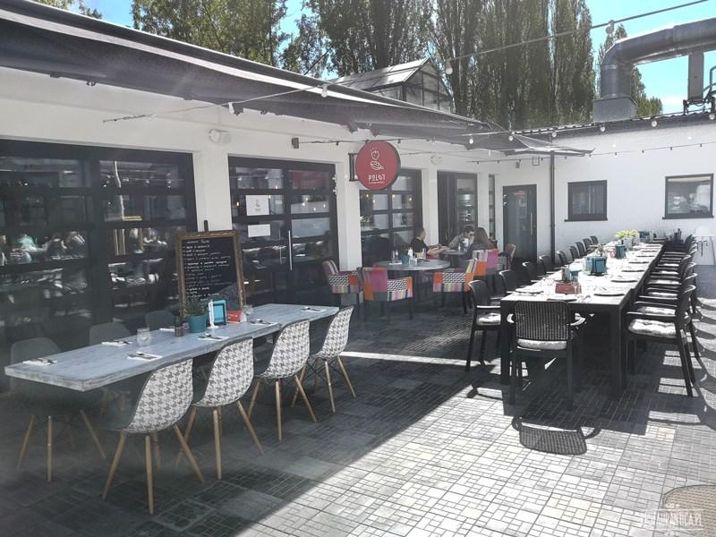 Polot restauracja