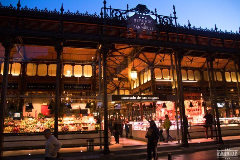 Madryt : gdzie zjeść ? weekendowy przewodnik