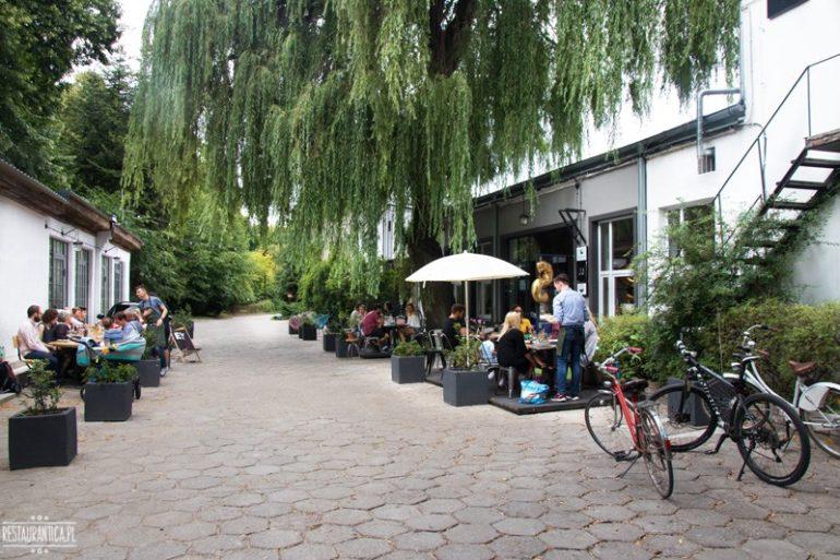 Żywa Kuchnia – zdrowo i  zielono w Forcie Mokotów